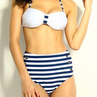 Lucero Two pieces Retro Swimsuit