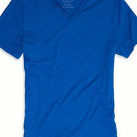 AEO Men's Legend V-neck T-shirt (Century Cobalt)