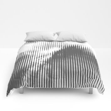 Grays Comforters by duckyb