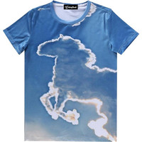 Pegasus Clouds Tee