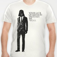 the lord of fashion T-shirt by Patrick Pascual | Society6