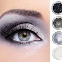 Glamour My Eyes Get the Look - Smokey Eye