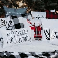Holiday Cheer Pillow Cover Collection