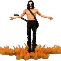 "Cult Classic Hall of Fame Series 3 Crow 7"" Action Figure"