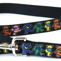 Grateful Dead - Dancing Bears Dog Leash
