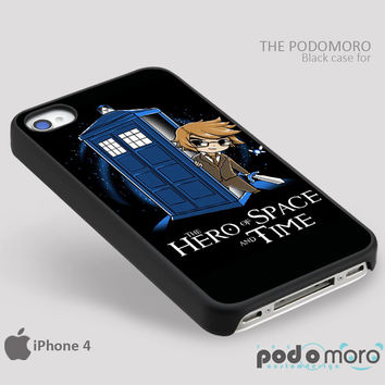 Zelda Tardis The Hero of Space And Time for iPhone 4/4S, iPhone 5/5S, iPhone 5c, iPhone 6, iPhone 6 Plus, iPod 4, iPod 5, Samsung Galaxy S3, Galaxy S4, Galaxy S5, Galaxy S6, Samsung Galaxy Note 3, Galaxy Note 4, Phone Case
