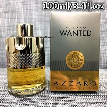 New Azzãro WANTÉD Cologne for Men Cologne Perfume for Men Eau De Perfume (Size: 100ML/3.4fl.oz)