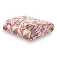 Room Essentials® Microfleece Printed Blanket
