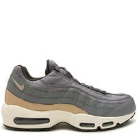 Nike Air Max 95 Premium Men's Shoes Cool Grey/Mushroom/Deep Pewter 538416-009 (10 D(M) US