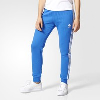 adidas Cuffed Track Pants - Blue | adidas US