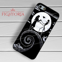 Jack and Sally Love The Nightmare Christmas Gift Idea -swe for iPhone 4/4S/5/5S/5C/6/6+,samsung S3/S4/S5/S6 Regular/S6 Edge,samsung note 3/4