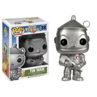 POP! Movies Wizard of Oz - Tin Man Vinyl Figure