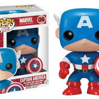 Funko Pop Marvel Captain America 06 2224