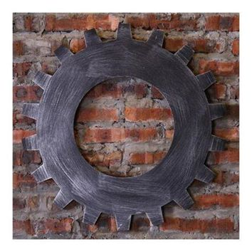 Industrial Style Gear Wall Haning Decoration    J