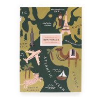 Bon Voyage Journal by RIFLE PAPER Co. | Made in USA