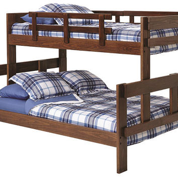 Tucker Twin over Full Bunk Bed