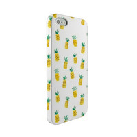 Pineapple Psych Inspired iPhone 5, 5c, and 6 Phone Case | iPhone 4 and Samsung Galaxy Designs Also Available