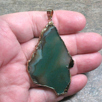 Agate Pendant - 61 mm - Item P2015