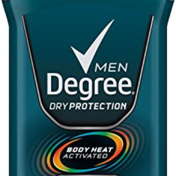 Degree Men Antiperspirant and Deodorant, Cool Rush, 2.7 oz.