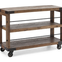 Fort Mason Shelf Distressed Natural