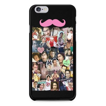 Markiplier Tumblr Collage iPhone 6/6s Case