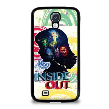 INSIDE OUT MOVIE Disney Samsung Galaxy S4 Case Cover