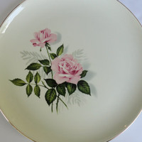 Taylor Smith Taylor Summer Rose Dinner plates