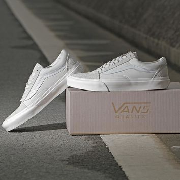 Vans Vault x Our Legacy Old Skool Pro¡¯92 Flats Sneakers Sport Shoes2