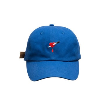 Royal Blue Dad's Cap