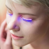 LED Eyelashes - False Eyelashes For Fashion