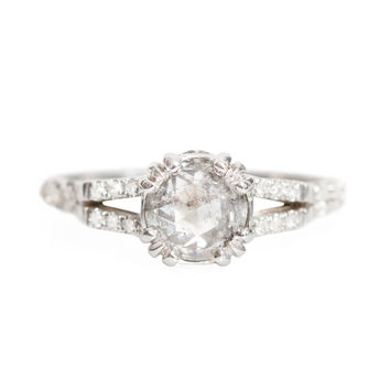 Beloved Solitaire Ring - Wedding & Engagement - Catbird