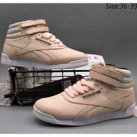 Reebok 2018 counter leisure casual high top sports shoes F-A36H-MY Khaki
