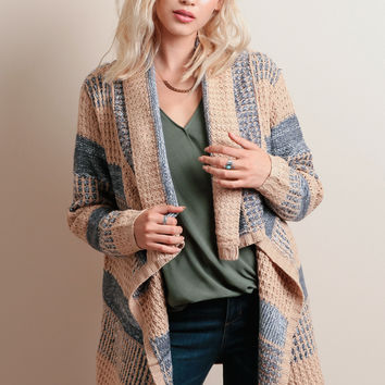 Flock Knit Cardigan By The Allflower
