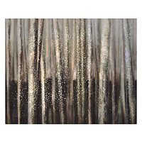 Birch By Night | Canvas | Art by Type | Art | Z Gallerie