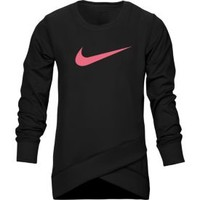 Nike Toddler Girls' Crossover Tunic Long Sleeve Shirt | DICK'S Sporting Goods