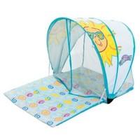 Baby Activity Playmat with Sunshade