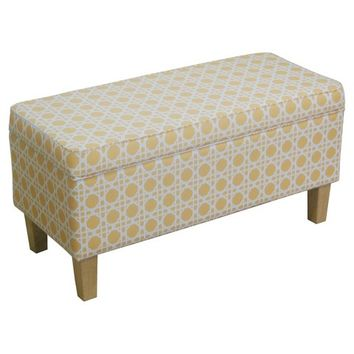 Threshold Upholstered Storage Bench From Target Apartment
