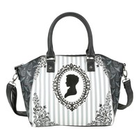 Licensed cool Miss Peregrine's Home For Peculiar Children Cameo Bird Satchel Hand Bag Purse