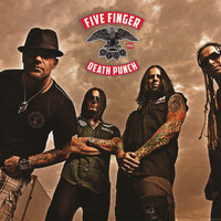 Five Finger Death Punch Overcast 5FDP Poster 22x34