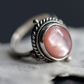 Shop Dixi Boho Ring | Sterling Silver Boho Chic Ring