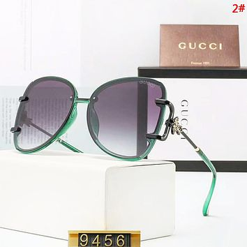 GUCCI New fashion polarized glasses eyeglasses women 2#