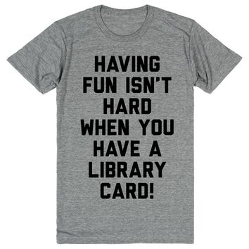 Arthur - Having Fun Isn't Hard When You Have A Library Card
