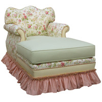 Angel Song 211720108Foam English Bouquet Adult Empire Chaise Lounge