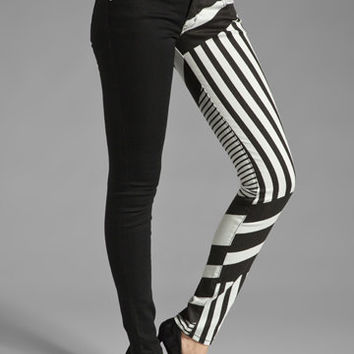 Frankie B. Jeans Gemini Skinny in Black from REVOLVEclothing.com