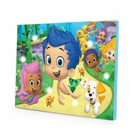 Bubble Guppies LED Canvas Wall Art