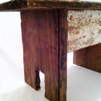 Reclaimed Wood Pieces from 100 yearold by restorationharbor