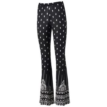 Tribal Bootcut Pants from S.o. R.a.d. Collection by Awesomeness TV