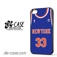 Newyork Knicks Basketball Jersey For Iphone 4 Iphone 4S Case Phone Case Gift Present YO