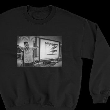 Have Knives, Will Travel Crew Neck Sweatshirt