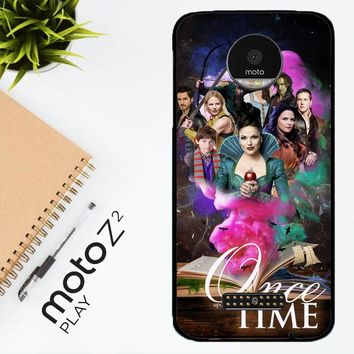 Once Upon A Time E0297 Motorola Moto Z2 Play Case